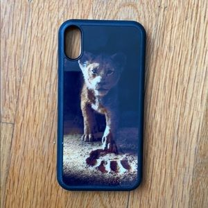 Lion king iPhone XR case